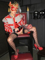 Mistress Modesty Ablaze