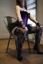 Mistress Annie Storm