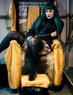 Mistress Scarlet Graves